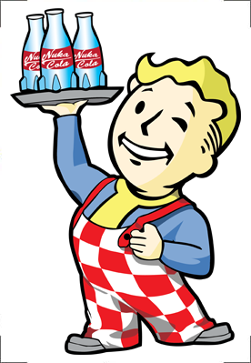 Nuka-Boy Shirt Design