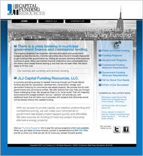JLJ Capital Funding Resources