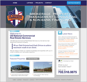 US National Commercial Real Estate Services